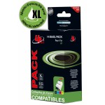 UP-H-364XL-PACK 4 HP CN684/5/6/7-N°364XL-REMA-NEW CHIP 2 (BK+C+M+Y)
